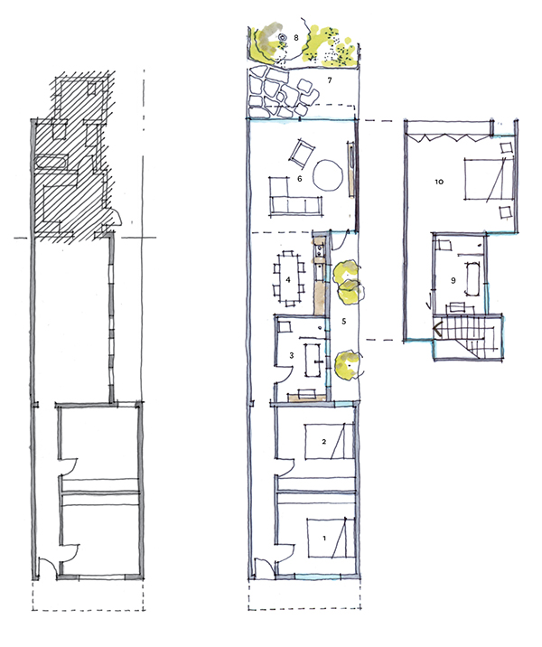 Amess Street Floorplan