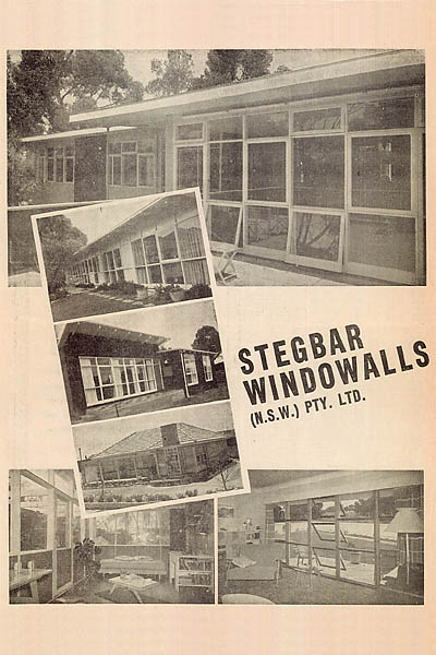 Stegbar Window Walls