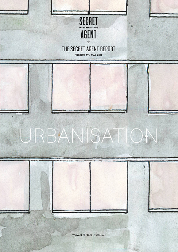 The Secret Agent Report - May - URBANISATION