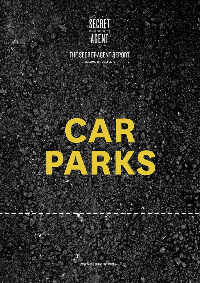 The Secret Agent Report July 2014 - Car Parks