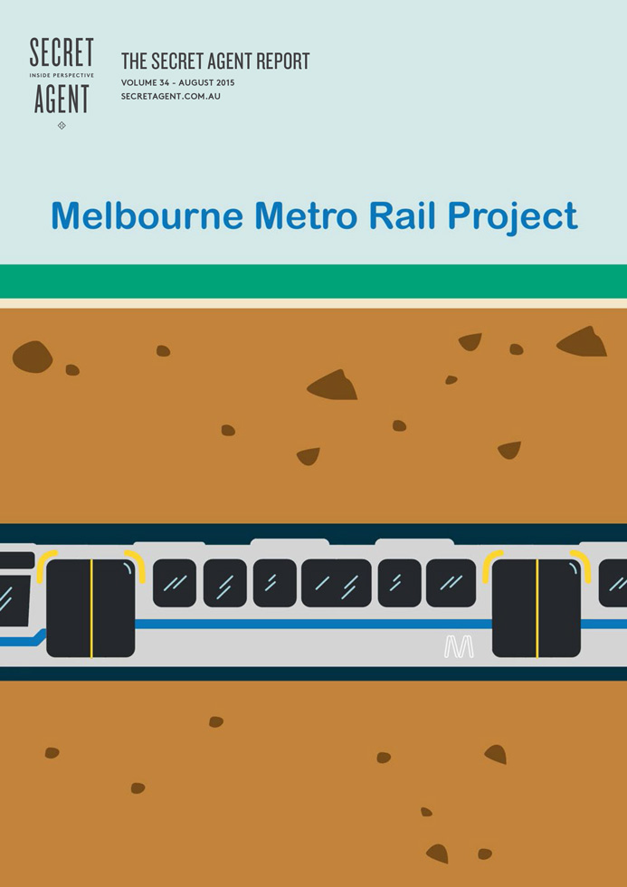 Melbourne Metro Rail Project Report