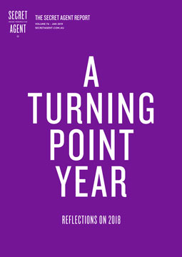 A Turning Point Year - Reflections on 2018