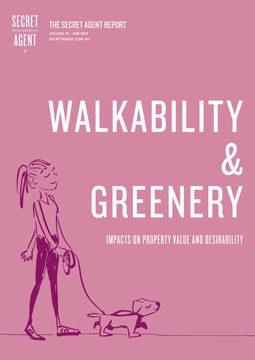 Walkability and Greenery