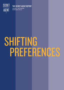 Shifting Preferences