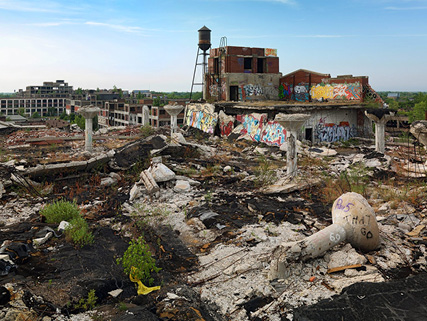 Detroit - A city that failed to innovate.