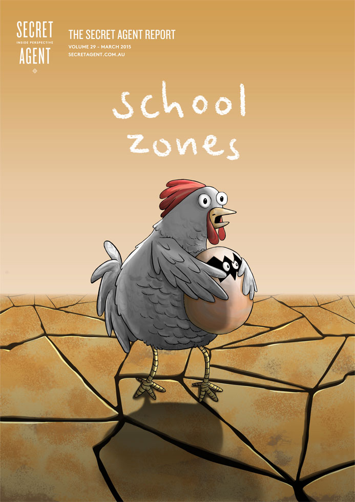 School Zones Report