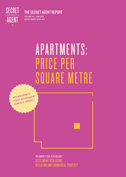 Apartments Price Per Square Metre