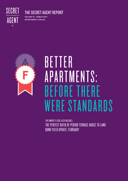 Better Apartments: Before There Were Standards
