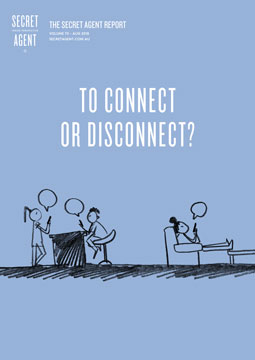 To Connect or Disconnect?