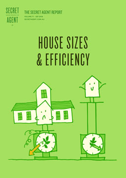 House Sizes and Efficiency